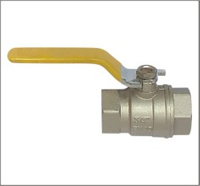 Popular in Erypt Market Cheap Price Brass Ball Valve